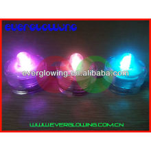 color changing led flash tea candle hot sell 2017