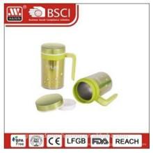 Stainless steel travel mug 0.35L