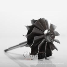 Kundengebundenes Turbinenrad der hohen Qualität