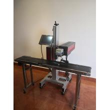 Impressora laser UV para linha de produção
