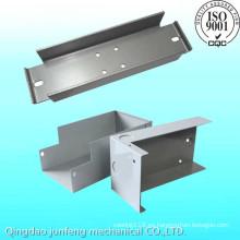 Parte de estampado de aluminio de alta calidad del OEM