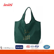 2016 High Quality Factory Sale Eco Friendly Sac à provisions recyclable Foldable