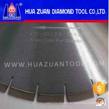 400mm Diamantklinge mit Segmentgröße 40 * 3,4 * 12mm für Granit schneiden