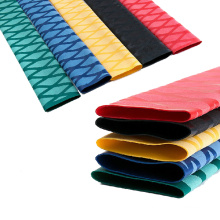 PE Material 2:1 Variety Color Anti-Skid 30mm Heat Shrink Sleeve