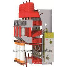 Fzrn25-12 Manufacturing Hv Interruptor de interrupción de carga con suministro de fábrica de fusibles