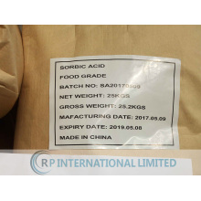 Food Additive Sorbic Acid at competitive Price