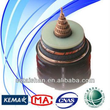 PVC-isoliertes Netzkabel