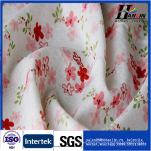 Flower Pattern 100% Printed Calico Cotton Fabric