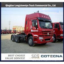 Caminhão quente da cabeça do trator das vendas HOWO 420HP 6X4