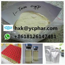 99% 1-Testosteron Cypionat 1-Test Cyp Steroid Pulver Dihydroboldenon Dhb