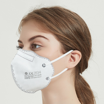 Masque facial jetable FFP2 en tissu Earloop