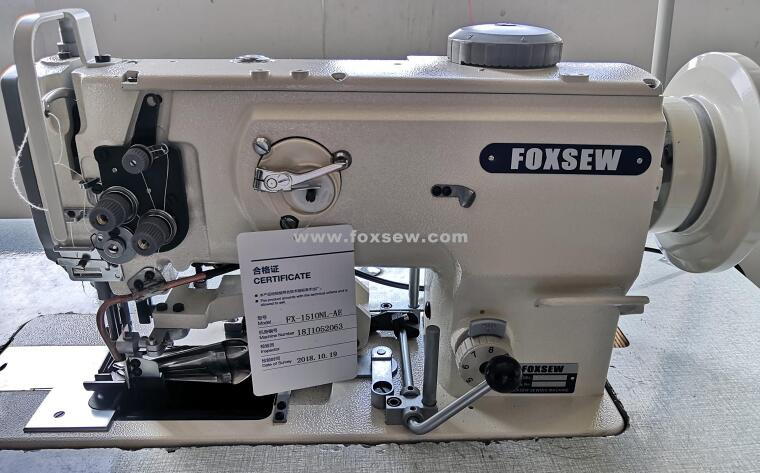 Heavy Duty Tape Binding Sewing Machine For Mattress And Quilts Fx 1510nl Ae 000