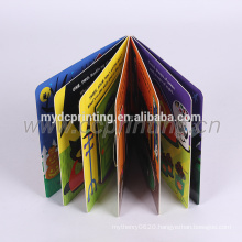 Printing Children Board Book with Thick Paper