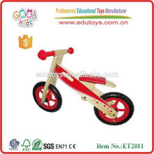 12 Inch Colorful Children Toy Wooden Balance Mini Bike