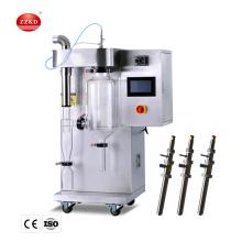 PLC Control System Mini Stainless Steel Spray Dryer For Milk Powder