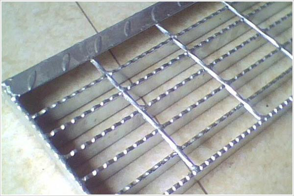 Anti-skid Steel Bar Grid Step Board