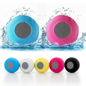 Ducha impermeable recargable con altavoz inalámbrico Bluetooth