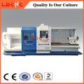 Máquina de torno de torneado CNC de precisión de alta eficiencia horizontal de China Ck61100