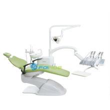 Unité dentaire montée sur chaise (NOM DU MODÈLE: 2201) - approuvé par CE--