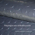 Grey Round Button Aging Resistance EPDM Rubber Sheet