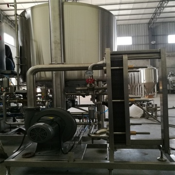 Machine de fabrication de bière Brewhouse de 8 BBL 4