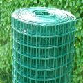 Malla de alambre soldada con revestimiento de PVC