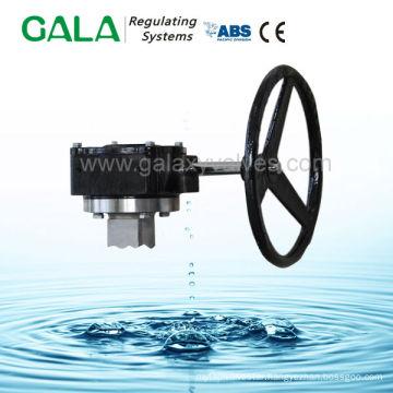 worm gear valve handwheel , butterfly valve gear box