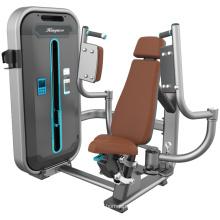 Machine de force d'exercice de coffre arrière Delt