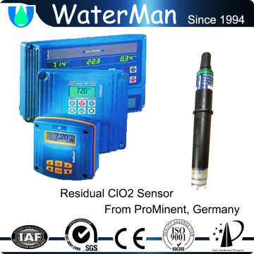 CE Marked chlorine dioxide generator for hospital wastewater