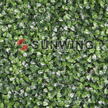 SUNWING hot sale artificial hedge screening for house wall