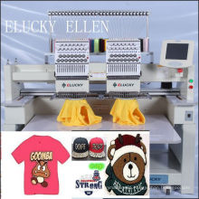 2 heads high speed commercial /industrial computerized Embroidery Machine