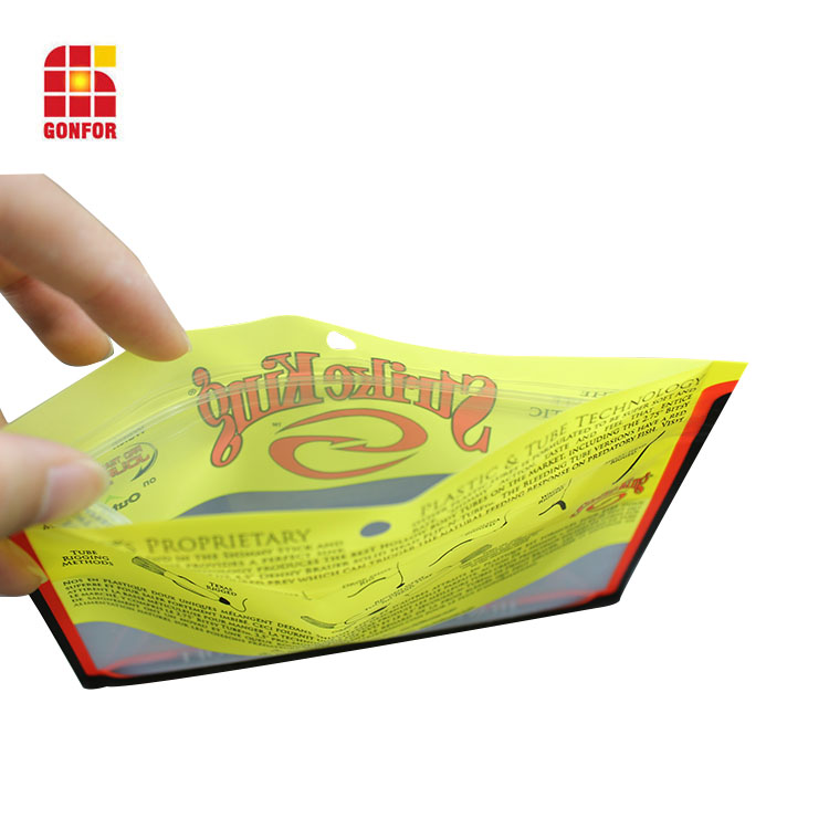 Mylar Bags With Zipper For Fish Bait Packaging (2)