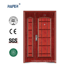 Cheap Steel Door for Africa Market (RA-S160)