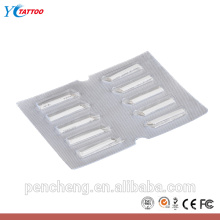 manual disposable tattoo needle used for eyebrow tattooing