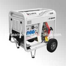Générateur diesel 5kw Open Type de cadre (DG6000E)