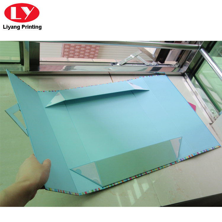 Colorful Foldable Box