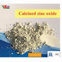Factory Direct Sale 99.6% Calcined Zinc Oxide for Heavy Zinc Oxide Glaze