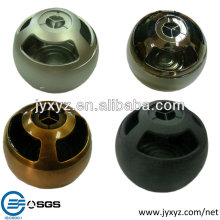 zinc alloy die casting polishing audio mold machine making part