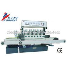 YMD5 Máquina de ribete de vidrio de borde de lápiz de 5 ejes horizontales con 5 ruedas