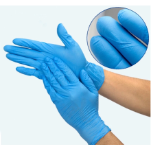 Nitrile Gloves Disposable Medical Examination Gloves