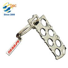 Hot Sale Cheap Promotional Custom Anniversary Metal Custom Keychain