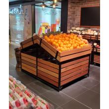 Gondola Shelf Fruit and Vegetales POP Display Stands