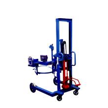 TQD dumper, Hydraulic Lifting Dumping Trolley, removable lifter