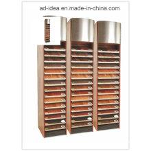 MDF& Hardwood Sample Tile Tower Display Stand