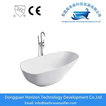 Solid Surface tub hydraulic bathroom showers combo
