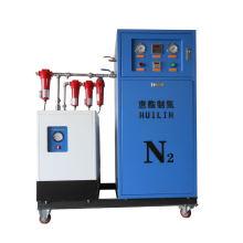 Gerador de nitrogênio pequeno para alimentos de alta pureza