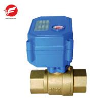 Лучший продавец автоматический электрический клапан регулирования потока гидровлический
