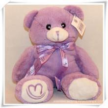 Lavender Teddy Bear Plush Toys para la promoción