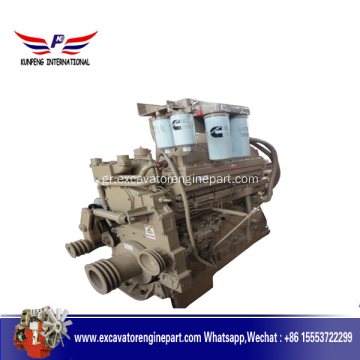 CUMMINS KTA19 Diesel Engine for Shantui SD42 Bulldozer
