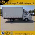 Dongfeng 1 tonelada caminhão frigorífico